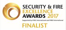 secuirty and fire excellence awards finalists 2017